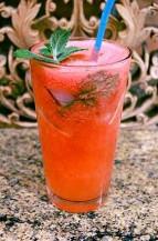 Spiced Watermelon Mojito